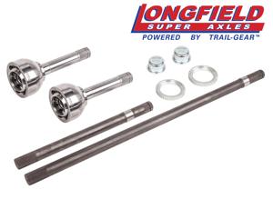 Picture of Longfield Fj80 30 Spline Birfield/Axle Super Set, Gun Drilled