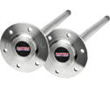 Picture of Longfield Rear Axle Shafts Pair, Chromo, 86-95