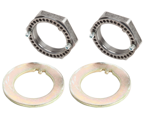 Picture of Chromoly Spindle Nut Kit (Toyota)