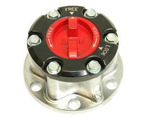 Picture of Hub, Manual Locking