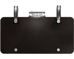 "Picture of License Plate Holder Kit 1.5"" OD"
