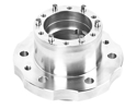 Picture of Solid Axle Hub, Creeper Flange Style