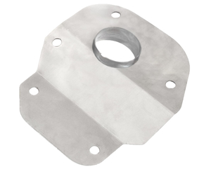Picture of Tacoma Firewall Plate