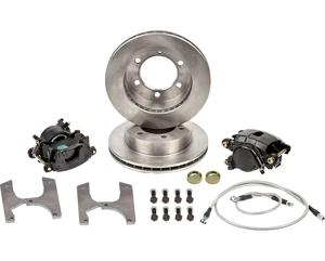 Picture of Tacoma Rear Disc Brake Kit